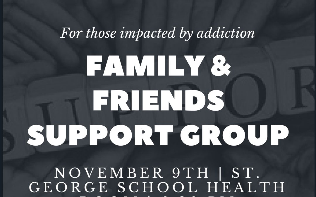 Family & Friends Support Group