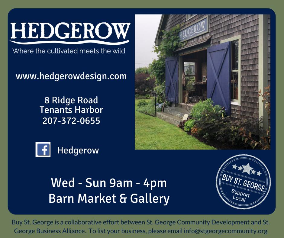 Hedgerow Market & Gallery